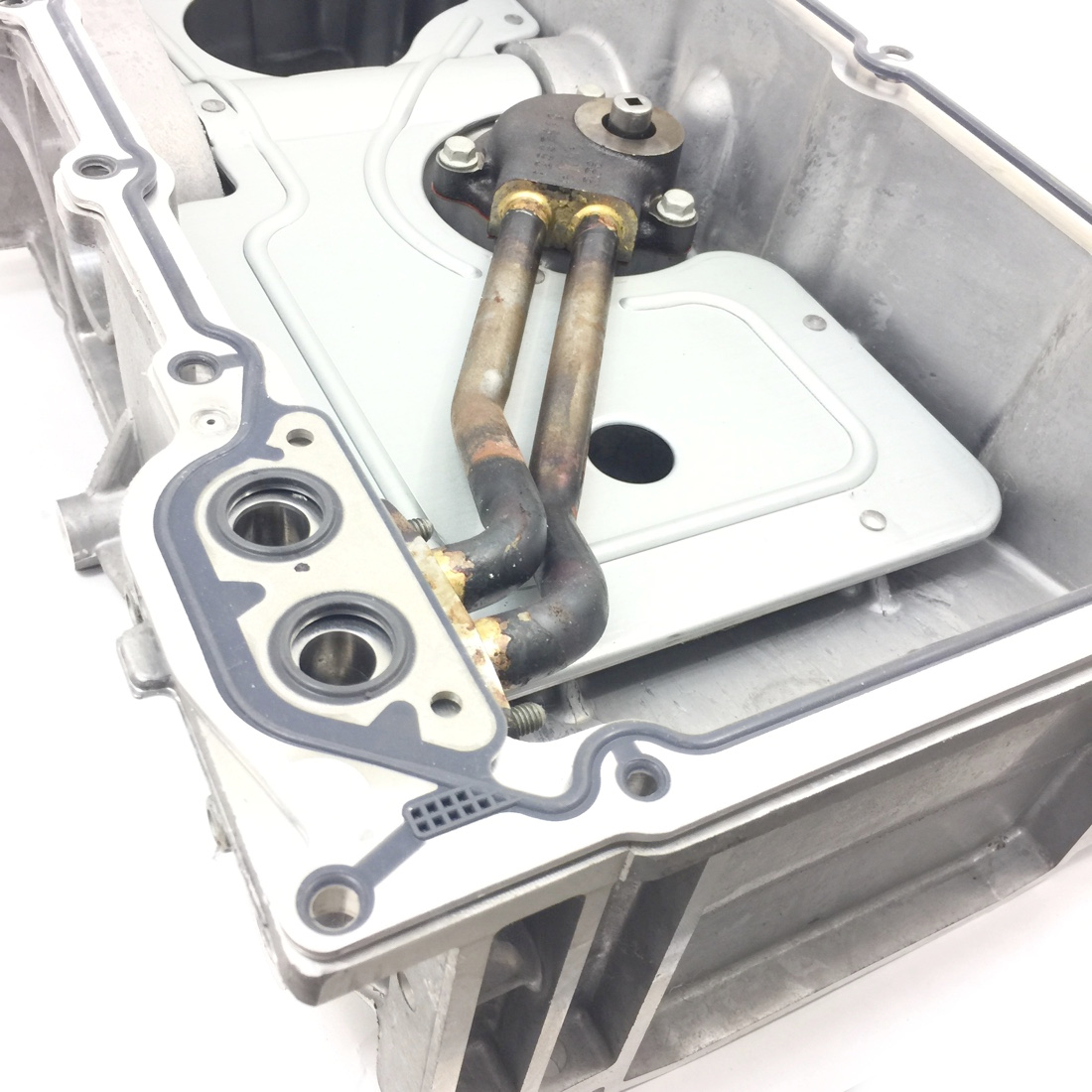 Oil Pans Saab >> Factory New GM OEM Oil Pan 5.3L Isuzu Ascender, Rainier 06-07 #12613437