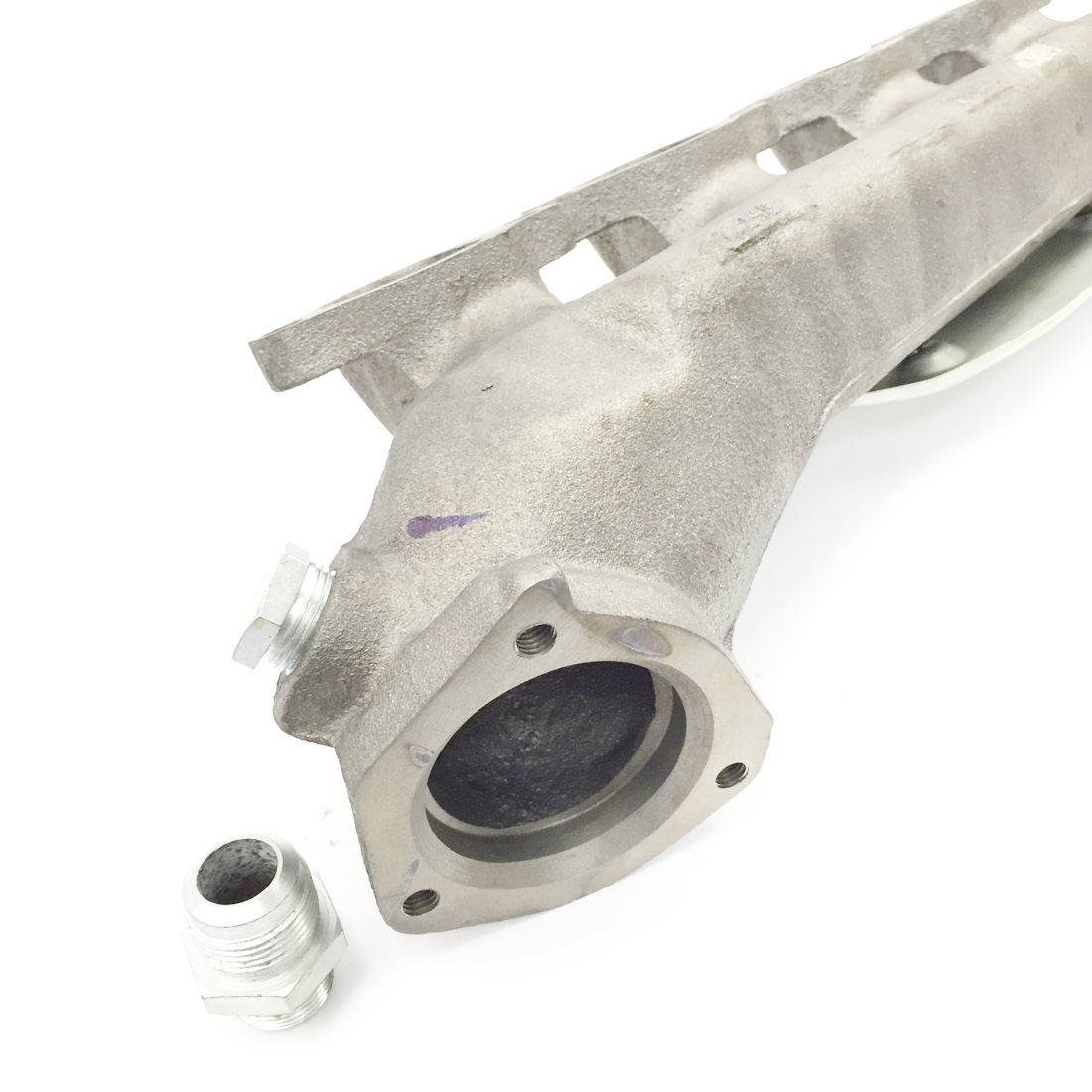 Driver's Side Exhaust Manifold 1996-2000 CHEVROLET 2500