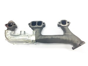 Exhaust Manifold  305/350  '88-'95  Chev/GMC 1500, 2500, 3500 Pass Side