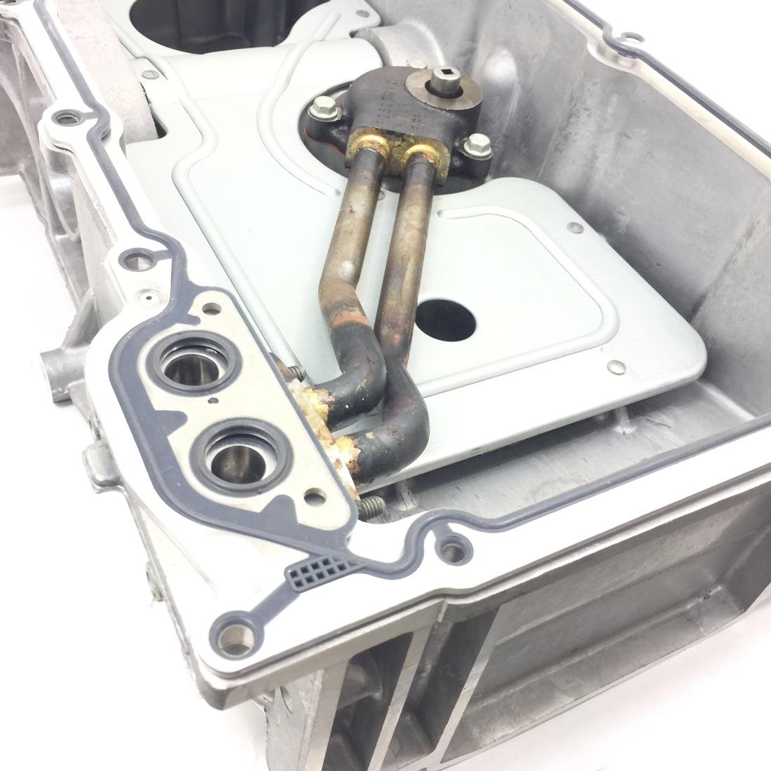 Saab 900 Engine Oil Pan Gasket Original Equipment 7514946