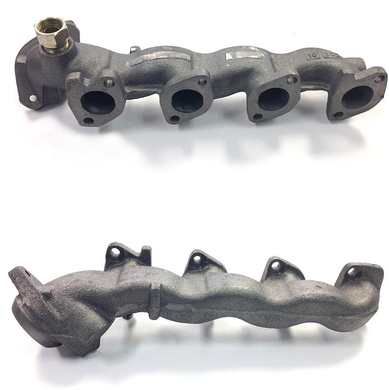 Right Side Exhaust Manifold for Ford 5.4L V8 F-150 E-150 F-250 F-350 E-350