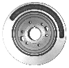 Harmonic Balancer  1979-1980 CHRYSLER  5TH AVENUE  5.9L/360 Early