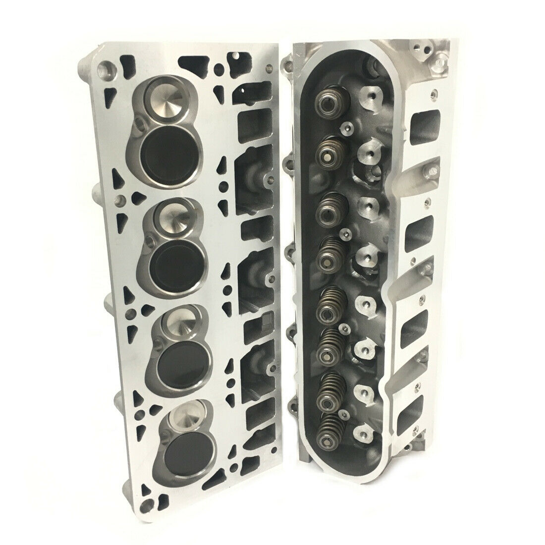 New fits GM LS3 L92 6.0L 6.2L Cylinder Head Square Port Assembly SET / PAIR