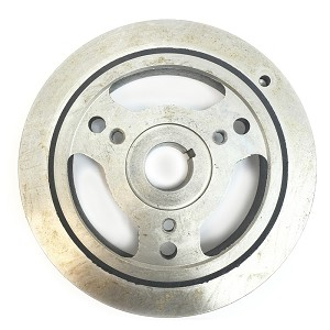 CRANKSHAFT PULLEY DODGE JEEP 2.5L 4-CYL